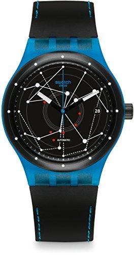 [スウォッチ]SWATCH 腕時計 SISTEM51(システム51)機械式自動巻き SISTEM BLUE SUTS401 メンズ 【正規輸入品】