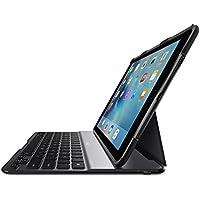 【正規代理店】belkin iPad Pro9.7対応キーボードケース 軽量 電池寿命約6か月 QODE™ Ultimate Lite ブラックF5L192QEBLK-A