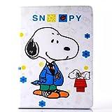 SNOOPY(スヌーピー)★ipad mini retina ケース  ★ipadmini2.mini3ケース スタンド式  折りたたみ レザー