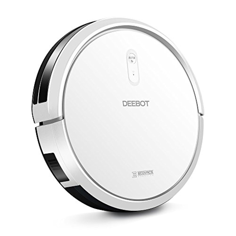 ECOVACS DEEBOT N79T ロボット掃除機 吸引力アップ フローリング/畳/カーペット掃除 Alexa対応 スマホ連動