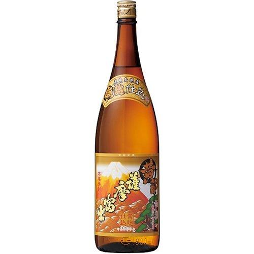 乙類25° 芋 黄麹 薩摩富士 瓶 1.8L