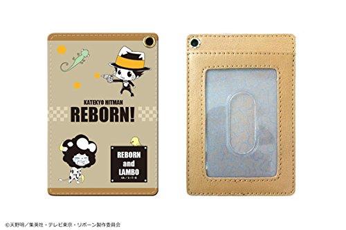 家庭教師ヒットマン REBORN! 01 リボーン&ランボ PUパスケースの詳細を見る