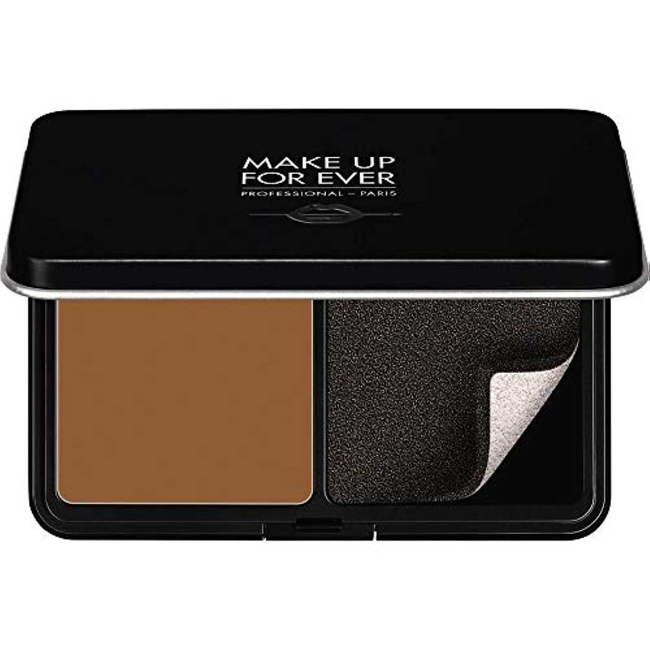 凝縮するミンチ小競り合い[MAKE UP FOR EVER] パウダーファンデーション11GののR520をぼかし、これまでマットベルベットの肌を補う - シナモン - MAKE UP FOR EVER Matte Velvet Skin Blurring...