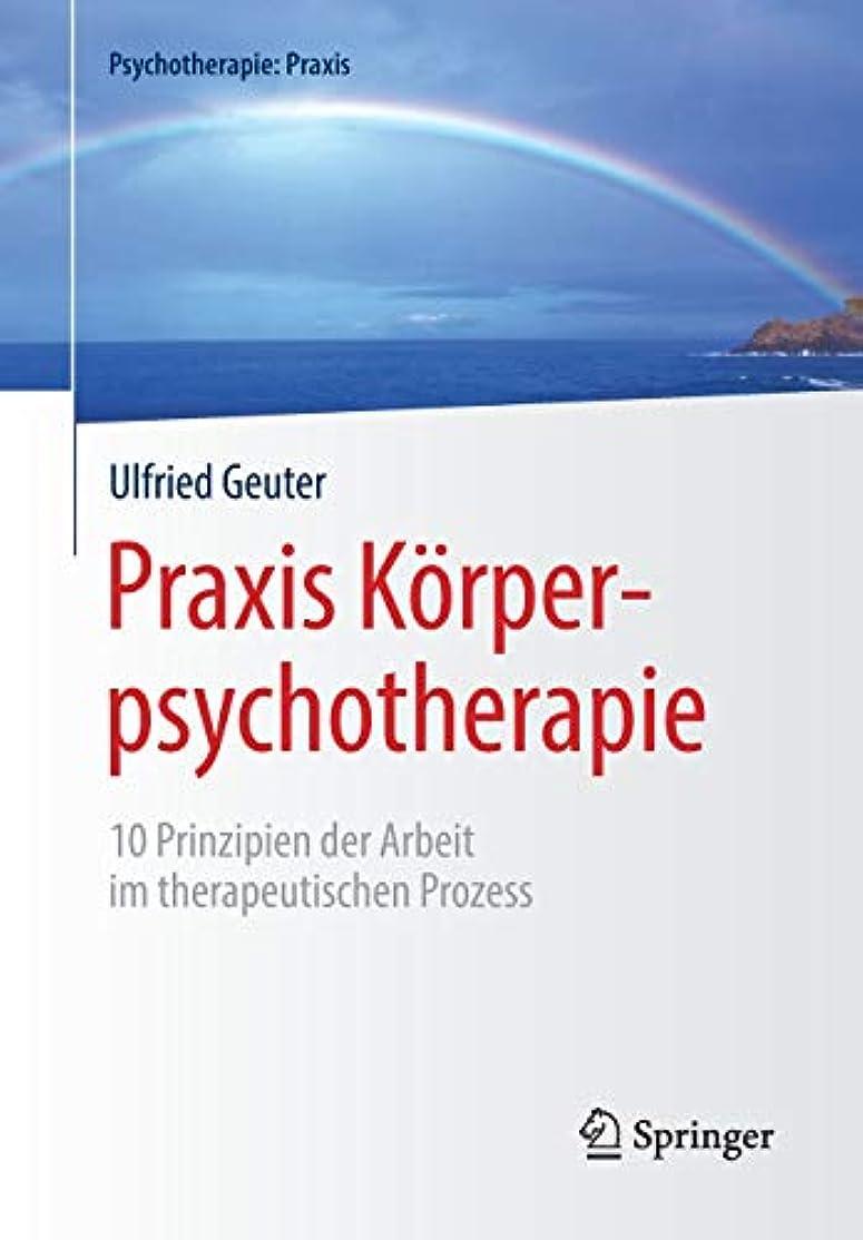 マグロールクレジットPraxis Koerperpsychotherapie: 10 Prinzipien der Arbeit im therapeutischen Prozess (Psychotherapie: Praxis)