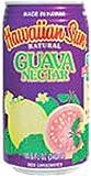 グアバネクター 340ml 1ケース(24本)ハワイアンサン グァバジュース hawaiian sun
