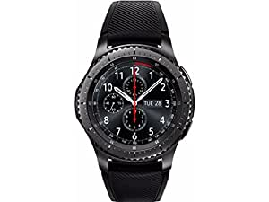 SAMSUNG GALAXY GEAR S3 Frontier SM-R760 Smart Watch Wi-Fi Bluetooth