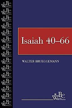 Isaiah 40-66 (Westminster Bible Companion) by [Brueggemann, Walter]