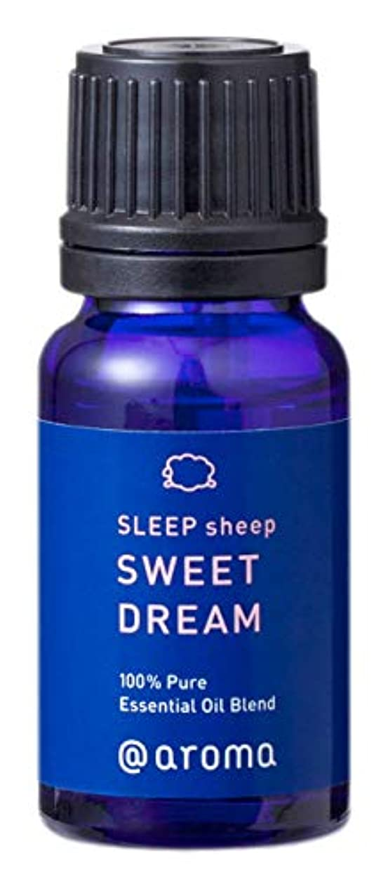起きている社会学補充SLEEP sheep スイートドリーム10ml