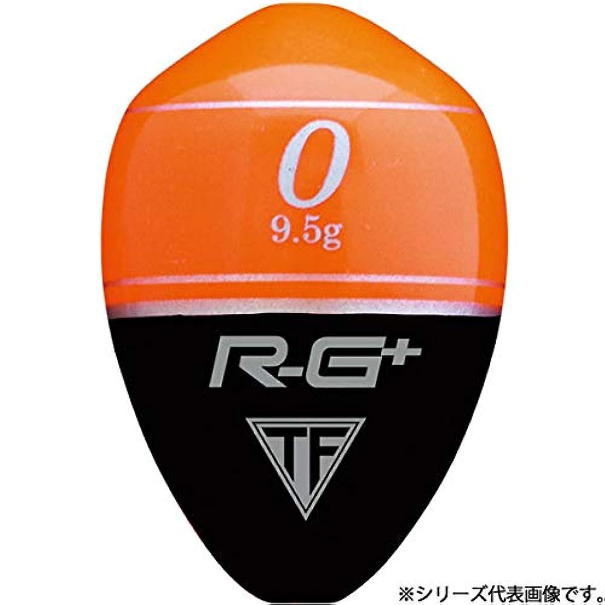 テメリティすぐに光沢釣研(TSURIKEN) ウキ R-G+ スカーレット G2