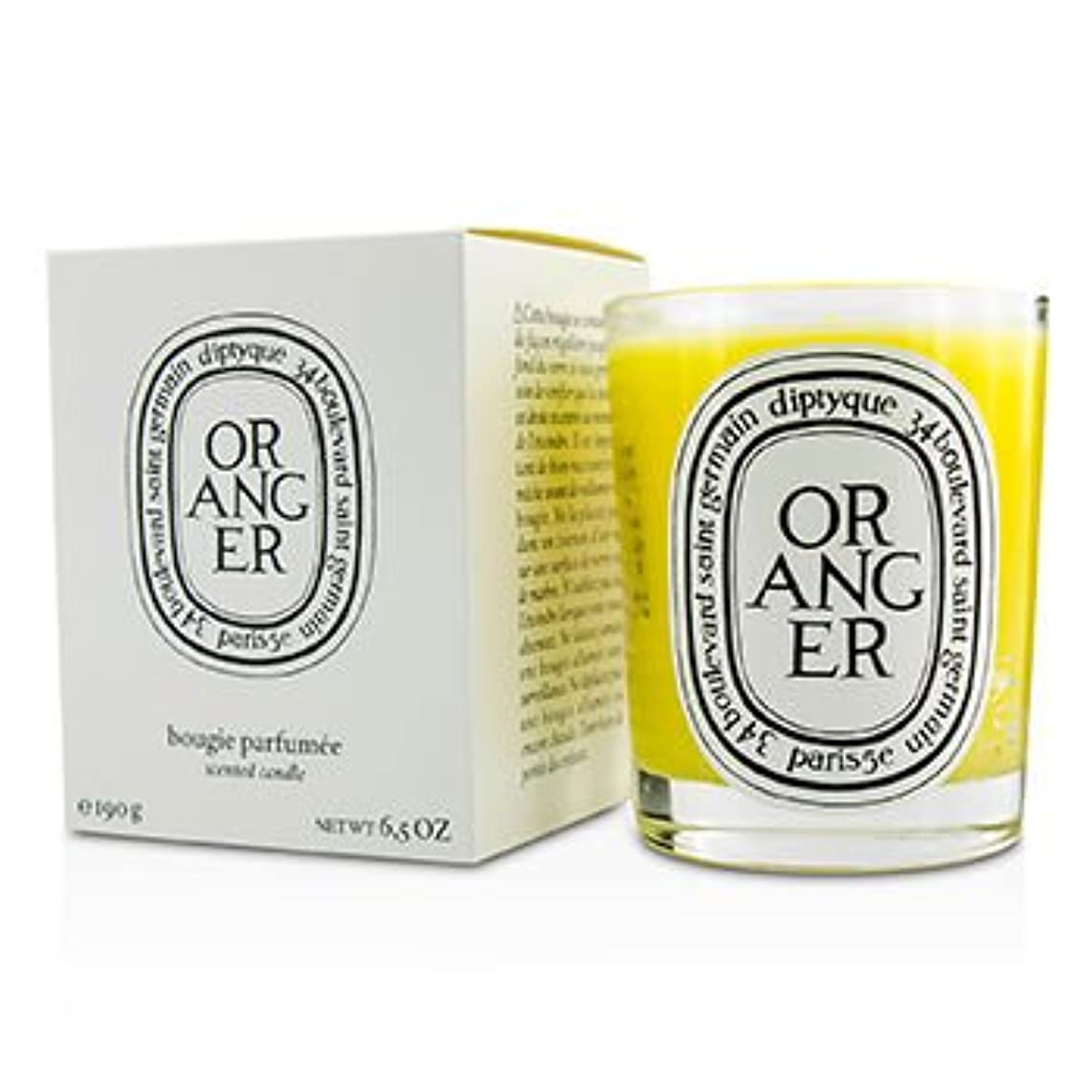 次年齢対抗[Diptyque] Scented Candle - Oranger (Orange Tree) 190g/6.5oz