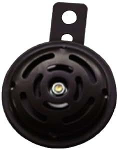 デイトナ(DAYTONA) リペアホーン 12V用/ブラック 渦穴 75558