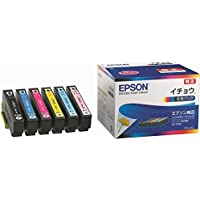 EPSON 純正インクカートリッジ ITH-6CL 6色セット