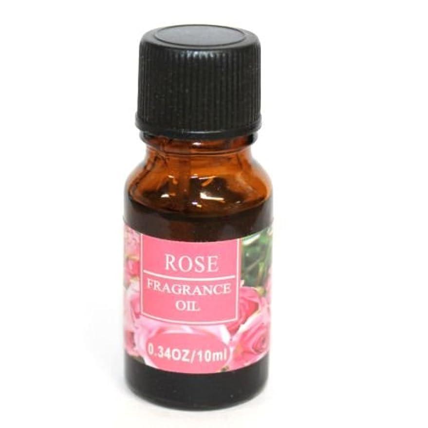 うぬぼれた気取らないルビーRELAXING アロマオイル フレグランスオイル ROSE ローズの香り RQ-05