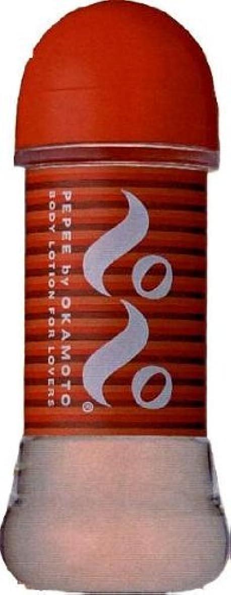 とげのある取り扱いカップルPEPE(ペペ) ボディーローション 200ml ×5個セット