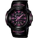(ジーショックミニ)G-SHOCK mini GMN-500-1B2JR ブラック ピンク