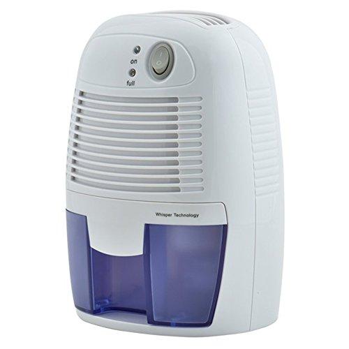 コンパクト除湿機 カラッと爽快Swiftrans消臭・抗菌効果 除湿器 梅雨時期や結露対策自動停止