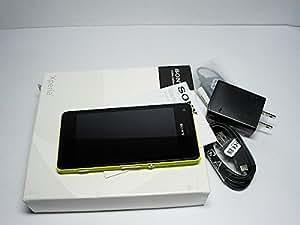 SONY XPERIA M C1905 (Yellow イエロー) 海外携帯 SIMフリー
