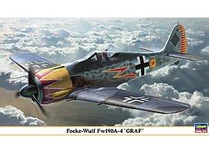 1/48 フォッケウルフ Fw190A-4 グラーフ