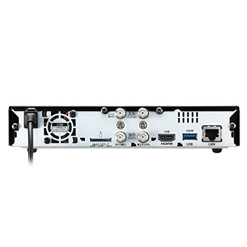 I-O DATA 地デジ/BS/CS Wチューナー レコーダー 外付けHDD(録画)/HDMI対応/Fireタブレット対応 EX-BCTX2