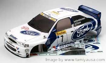 タミヤ SP.796 フォードエスコートWRCボディ (SPパーツ:50796)