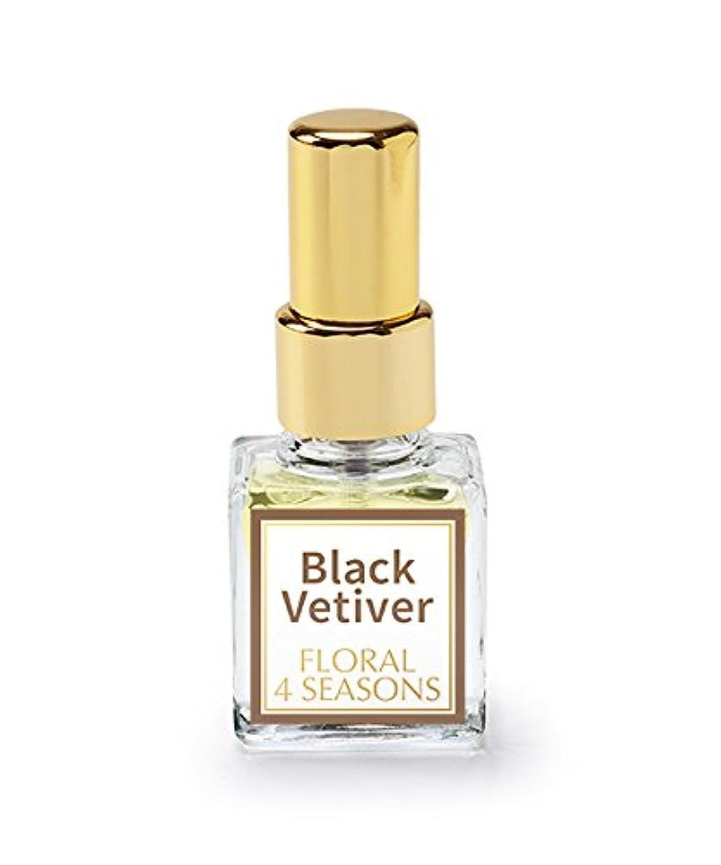 マインドフルうまくやる()負荷武蔵野ワークスの香水「ブラックベチベル」(EDP/4mL)