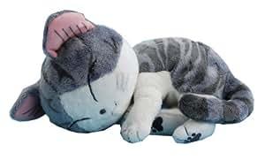 チーズスイートホーム 等身大ぬいぐるみ「猫、等身大になる。」眠り