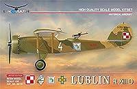 lukgraph 1/32スケール樹脂Polish Aircraft Historical Kitset Lublin rxiiid 32–10