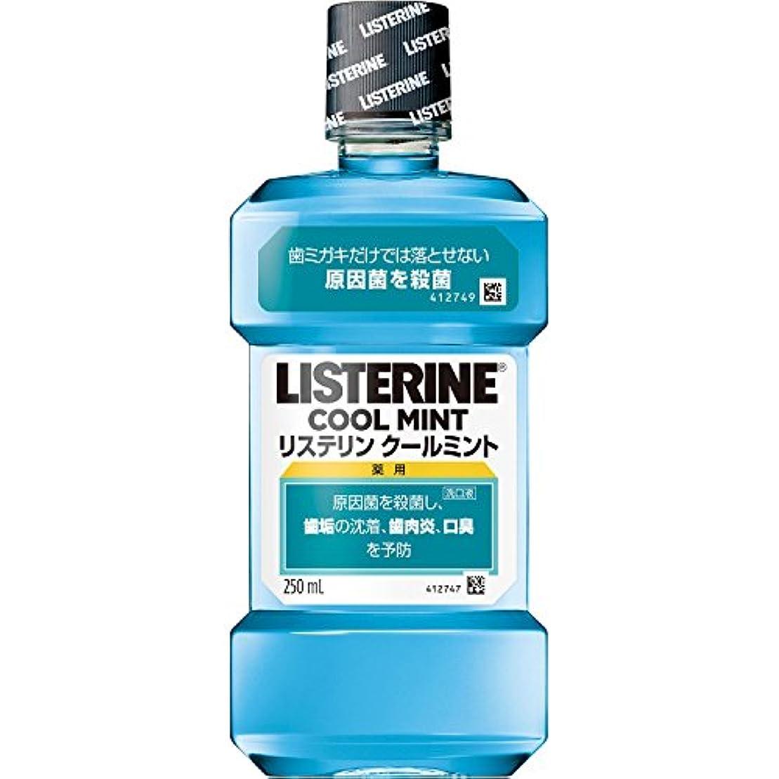 ペルセウスティーンエイジャーフライカイト薬用リステリン クールミント 250ML