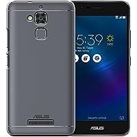 [Breeze-正規品] ASUS ZenFone 3 Max ZC520TL ケース エイスース ゼンフォン3 マックス ZenFone 3 MAX カバー ハードケース スマホケース 液晶保護フィルム付 全機種対応☆透明