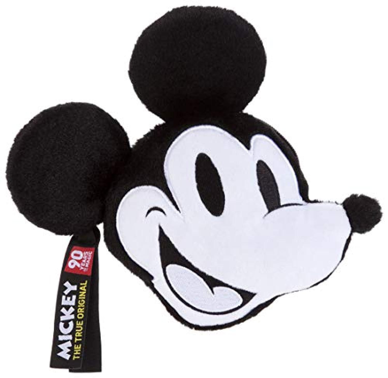 ディズニーキャラクター 90周年 ぬいぐるみポーチ ミッキーマウス 高さ約17cm