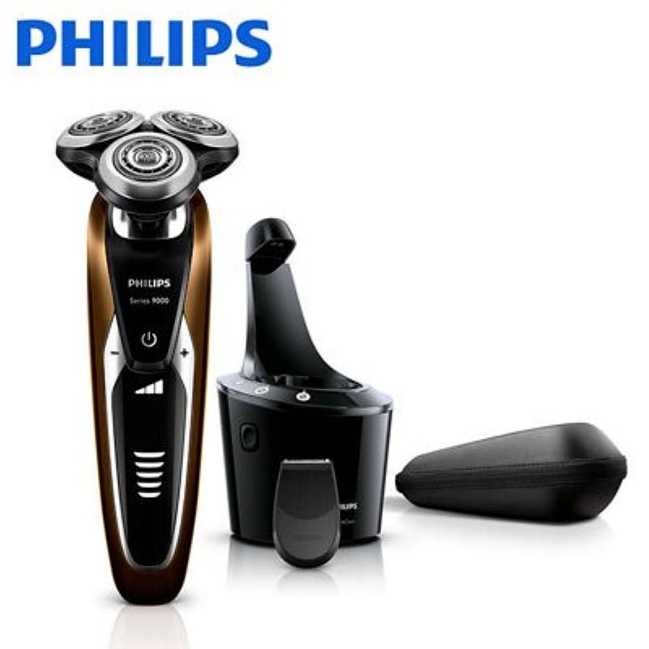 レイア忠実にベリーフィリップス メンズシェーバーPHILIPS 9000シリーズ ウェット&ドライ S9512/26