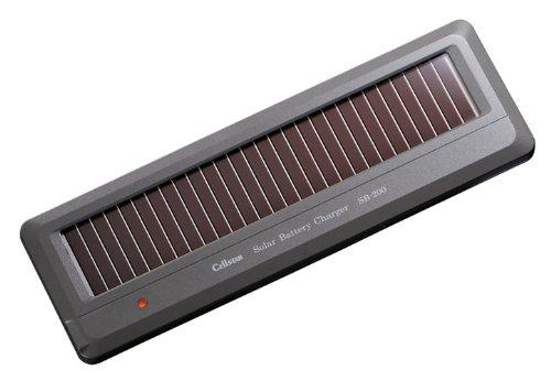 セルスター ソーラーバッテリー充電器 SB-200 DC12...