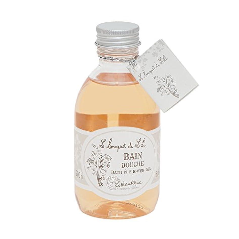 苦味森ハグLothantique(ロタンティック) Le bouquet de LiLi(ブーケドゥリリシリーズ) ボディウォッシュ 200ml 3420070029034