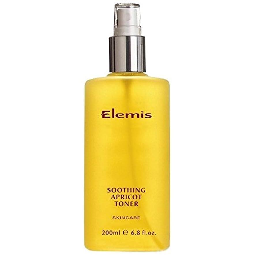 浸透するテクトニックと闘うエレミスはなだめるようなアプリコットトナーをスキンケア (Elemis) (x6) - Elemis Skincare Soothing Apricot Toner (Pack of 6) [並行輸入品]
