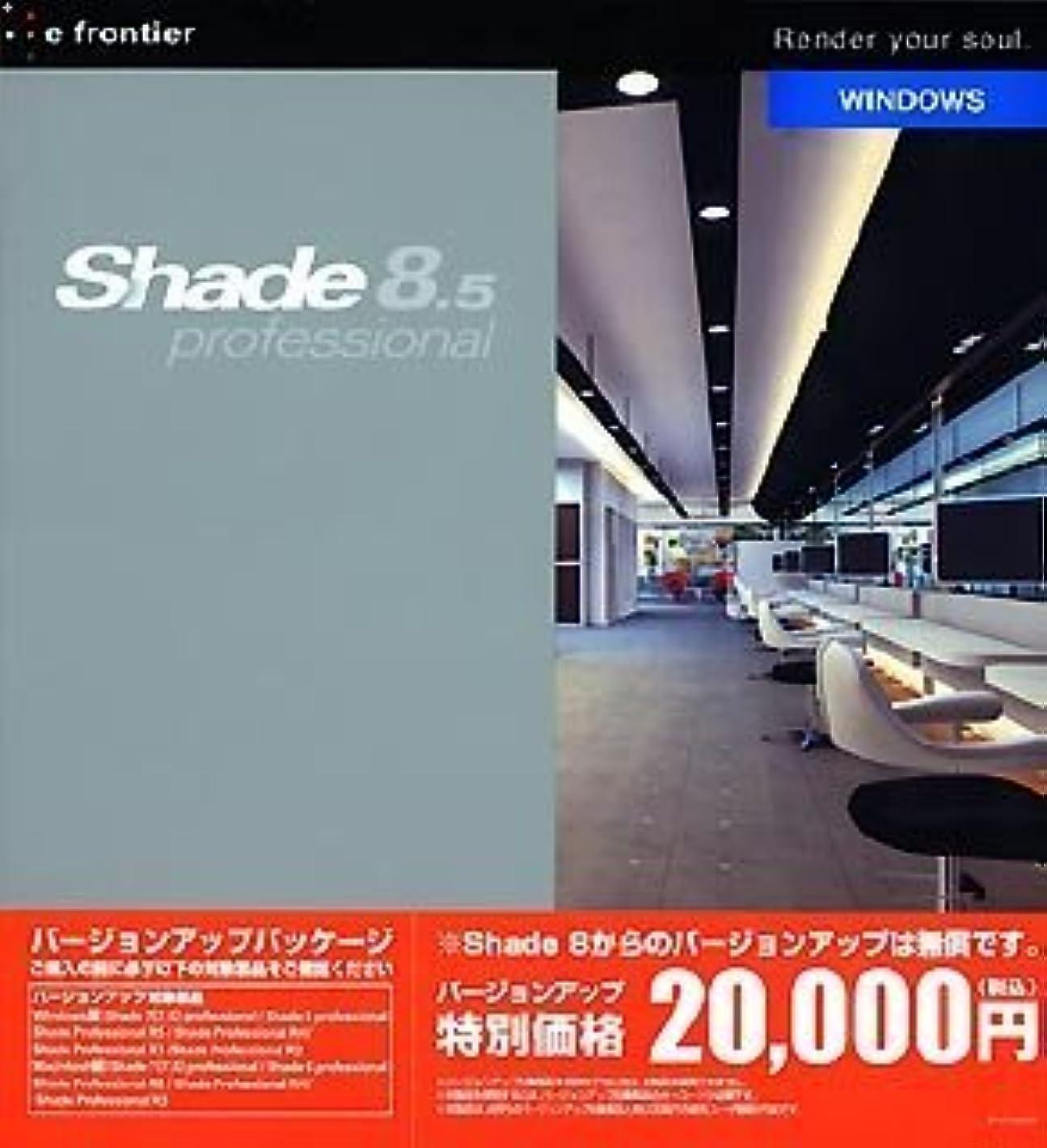 あごひげエスニックバラ色Shade 8.5 professional for Windows バージョンアップ版