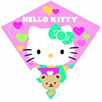 Hello Kitty: 23-inches Nylon Diamond X-kite by X-Kites