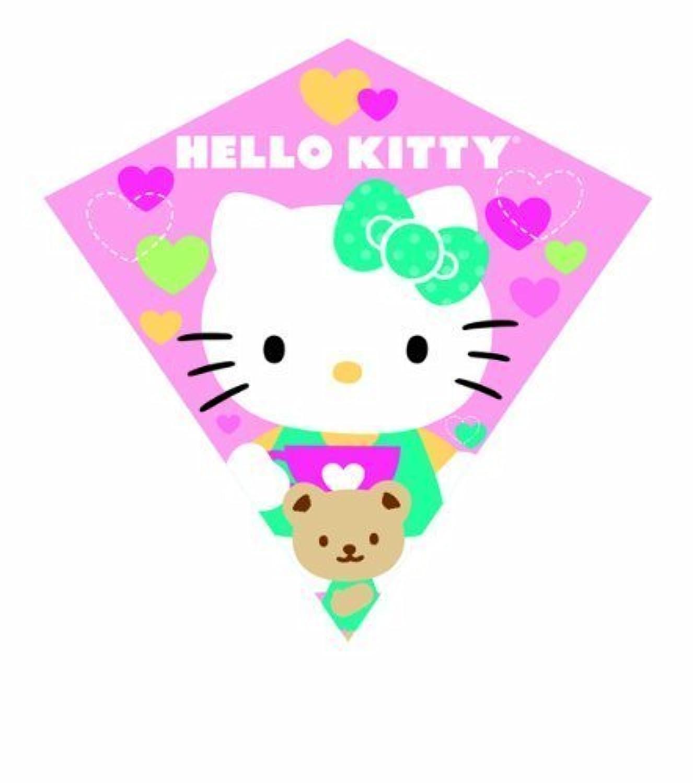 Hello Kitty: 23-inches Nylon Diamond X-kite by X-Kites