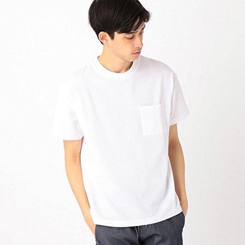 (コムサ イズム) COMME CA ISM サッカーTシャツ 47-64TF21-108 XL ホワイト