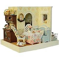 KESOTO DIYアクセサリー 手作り 1/24スケール ドールハウス ミニチュア家具 コレクション