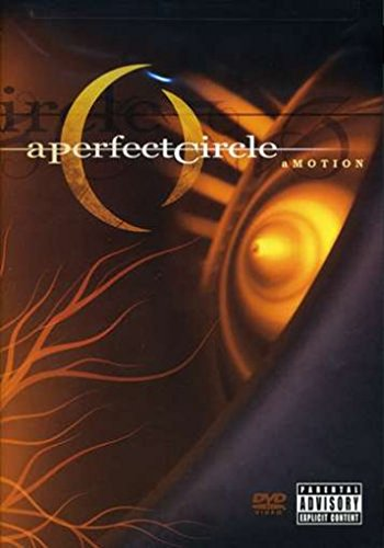 A Perfect Circle - aMOTION (with CD) / (LTD Tall Case) [DVD] [Import]