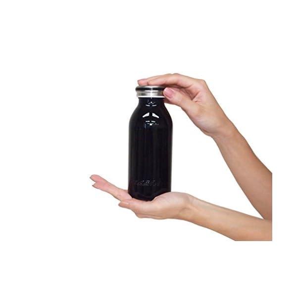 水筒 真空断熱 スクリュー式 マグ ボトル 0...の紹介画像7