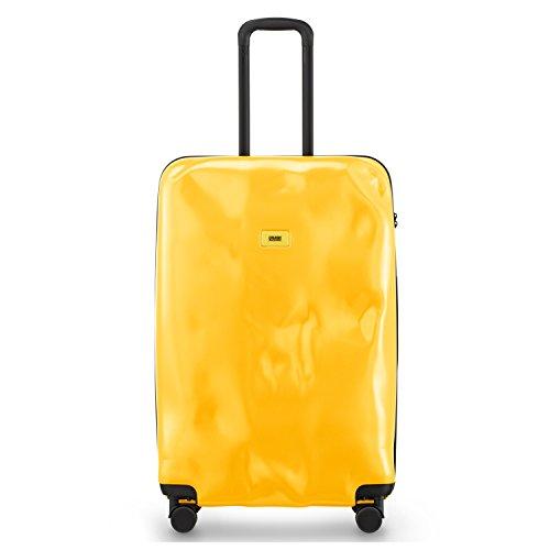 CRASH BAGGAGE(クラッシュバゲージ)5年保証付き 100L スーツケース トランク PIONEER [ 8カラー ] 100L,MustardYellow(04)