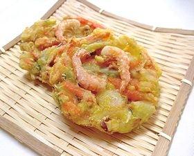 ニッスイ)野菜がおいしいえびかき揚げ 約50g×6個