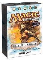 Magic the Gathering (MTG) Future Sight Theme Deck - Suspended Sentence (Black/Blue)