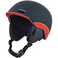 SWANS(スワンズ) スキー スノーボード ヘルメット フリーライド 大人用 軽量モデル ダイヤル式サイズ調整 HSF-220