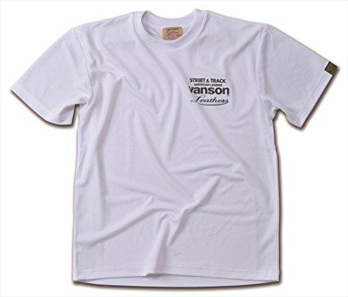VANSON(バンソン) VS17801S 吸汗速乾 メッシ...