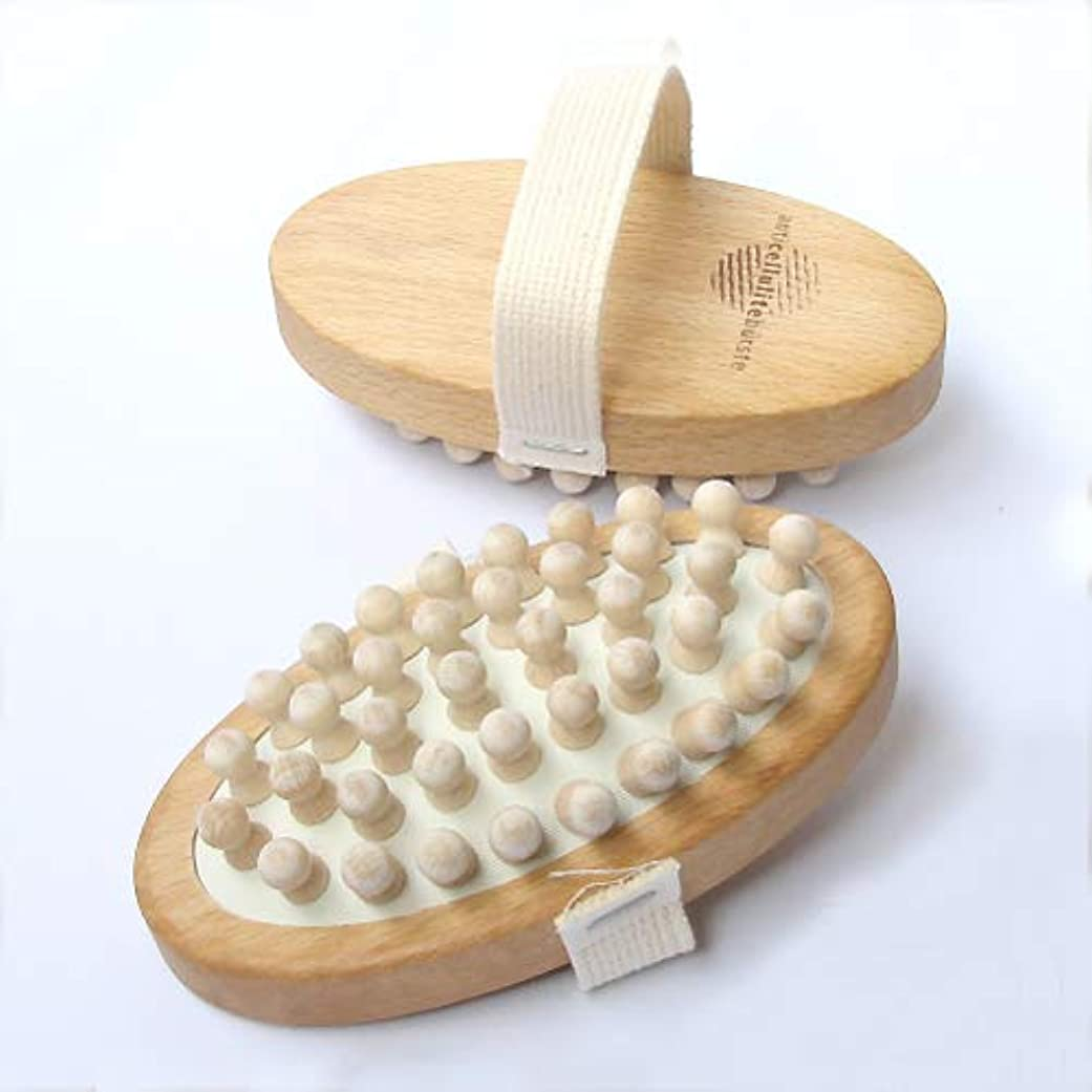 頭痛追跡ガチョウRedecker レデッカー セルライトブラシ(ウッドピンタイプ) 正規品