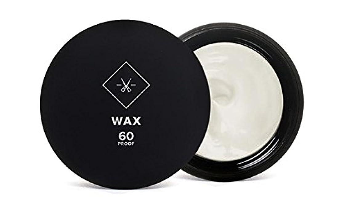 仮装スクリーチ半円BLIND BARBER (ブラインドバーバー) 60 プルーフ ワックス 70g