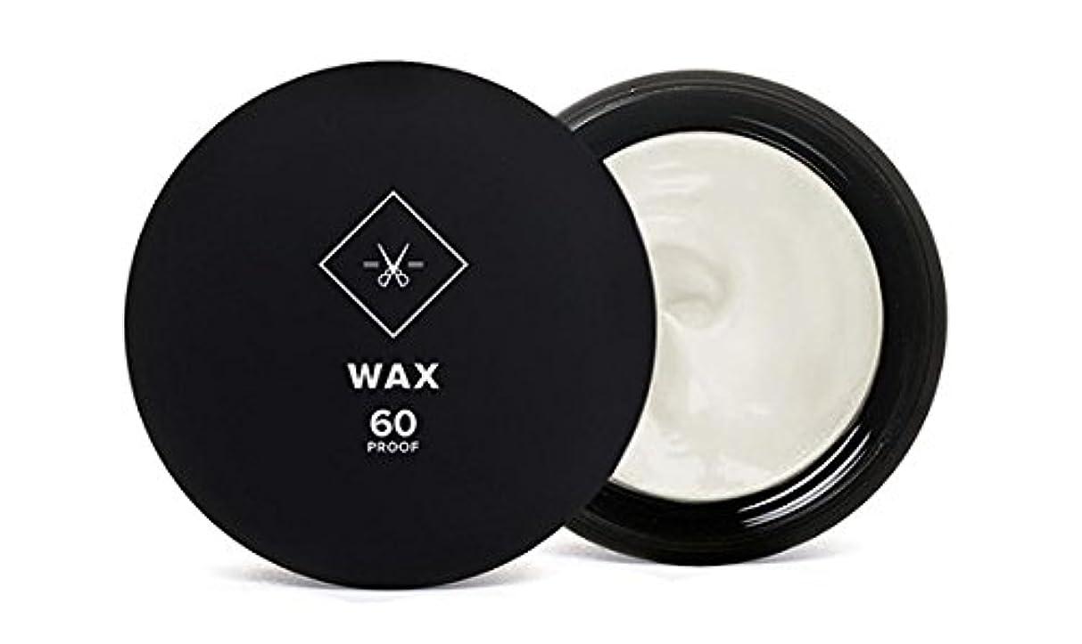 グレード控えめな装置BLIND BARBER (ブラインドバーバー) 60 プルーフ ワックス 70g