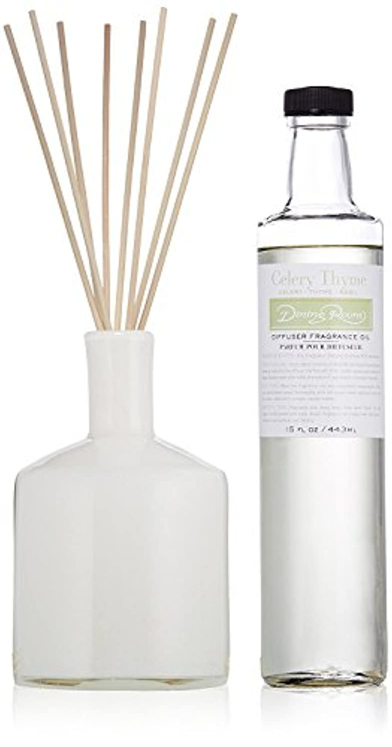 LAFCO House & Home Diffuser Dining Room Celery Thyme 15 Fl Oz [並行輸入品]